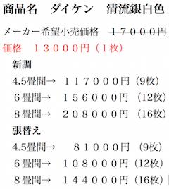 gihaku-price